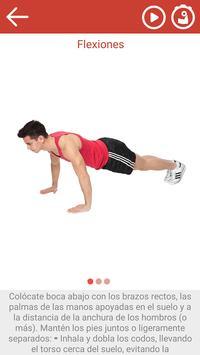 Fitness & Bodybuilding captura de pantalla 6