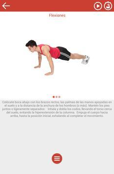 Fitness & Bodybuilding captura de pantalla 9