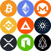 Cryptocurrencies Logo Quiz icon