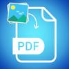 Image to PDF Converter - Convert JPG to PDF ícone
