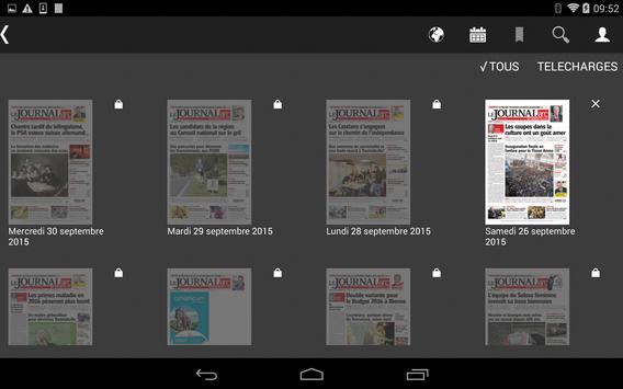 Journal Du Jura screenshot 11