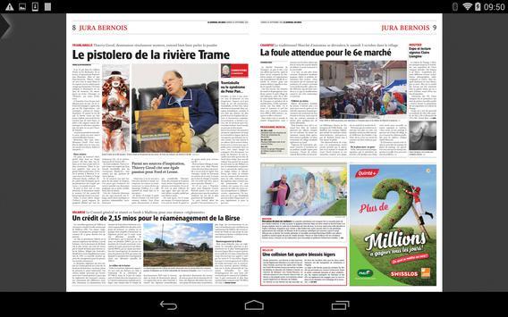 Journal Du Jura screenshot 12