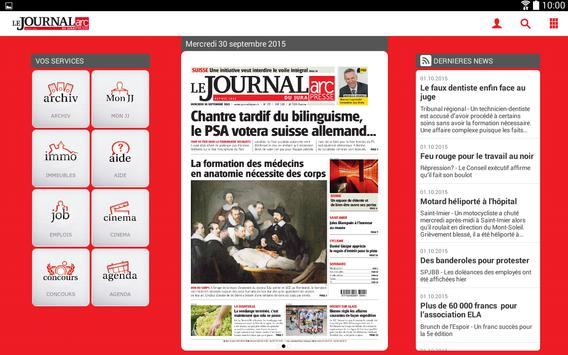 Journal Du Jura screenshot 4
