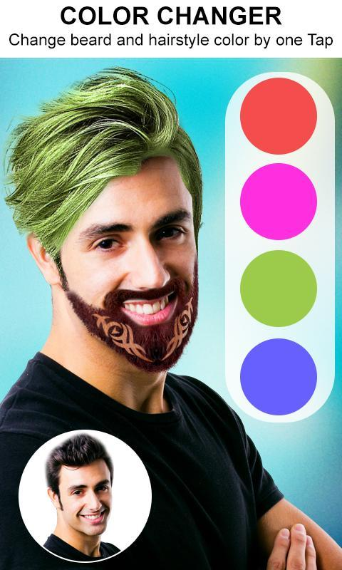 Man Tattoo And Hairstyle Photo Editor For Android Apk Download