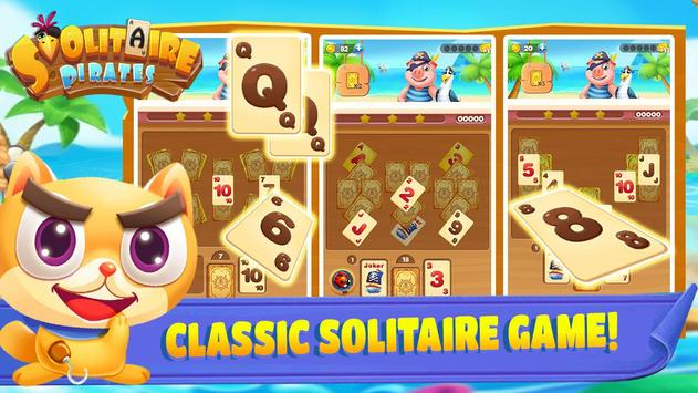 TriPeaks Solitaire screenshot 1