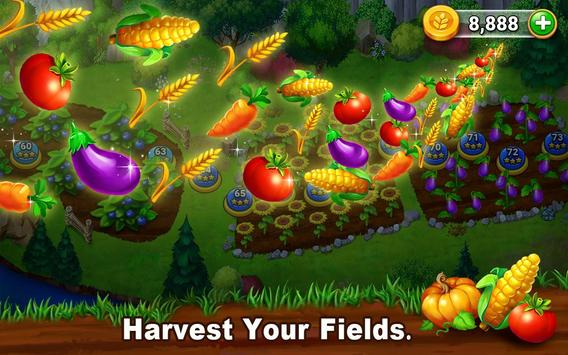 Solitaire - Harvest Day screenshot 2