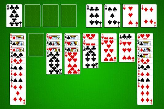 Spider Card Games screenshot 1