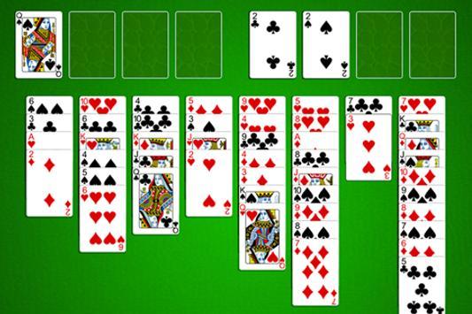 Spider Card Games screenshot 2