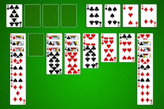 Spider Card Games screenshot 4