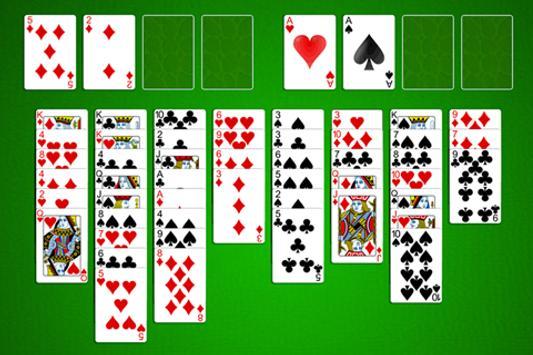 Spider Card Games screenshot 6