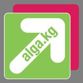 Alga.kg icon