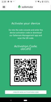 Safemate Tracker screenshot 1