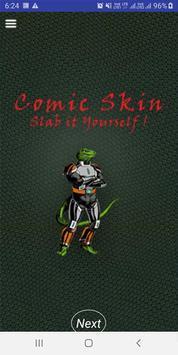Comic Skin screenshot 5