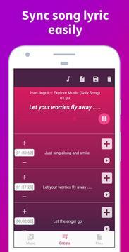 Soly - Lyrics Generator | LRC Editor, LRC Player screenshot 16