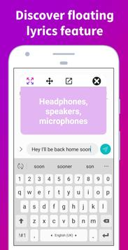 Soly - Lyrics Generator | LRC Editor, LRC Player screenshot 7