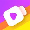 Editor de vídeo grátis com música - Pelicut ícone