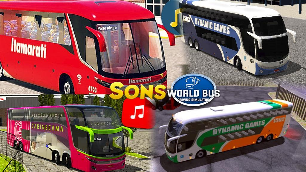 Sons World Bus Driving Simulator For Android Apk Download