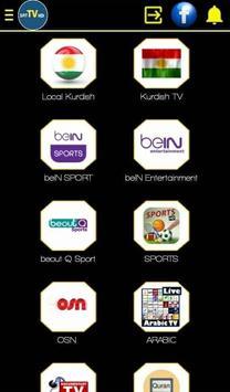 SAT TV HD الملصق