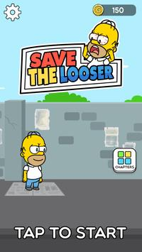 Save The Looser Affiche