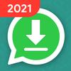 Alle Status Saver - Downloaden Video en Afbeelding-icoon
