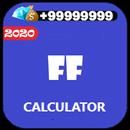 Diamonds Calculator - FF 2020 APK Android
