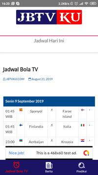 JBTV INDONESIA screenshot 1