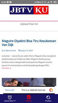 JBTV INDONESIA screenshot 2