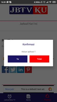 JBTV INDONESIA screenshot 4