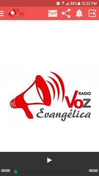 Radio Voz Evangélica poster