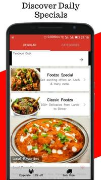 FoodZo - Online Food Order | Delivery screenshot 2