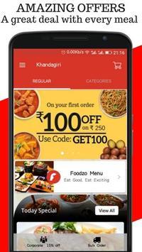 FoodZo - Online Food Order | Delivery screenshot 5