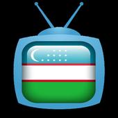 Uz Tv Uzbekistan simgesi