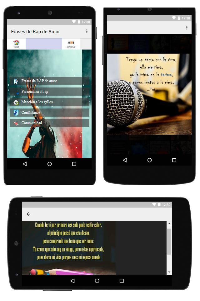 Frases De Rap De Amor For Android Apk Download