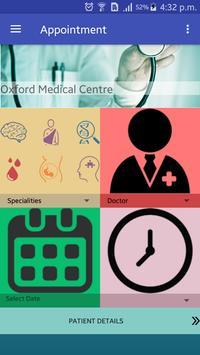 Oxford Medical Centre LLC screenshot 1