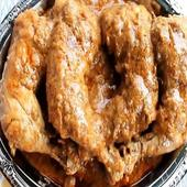 Roast of chicken icon