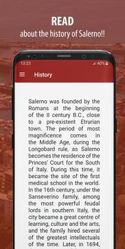 Discovering Salerno screenshot 5