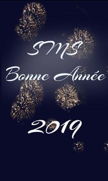 Sms bonne année 2019 poster