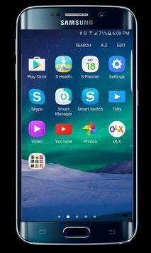 Galaxy S6 Launcher Theme screenshot 2