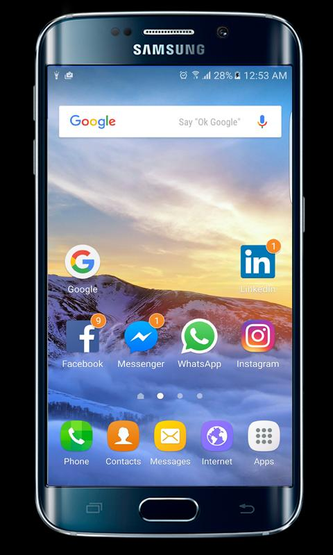 Launcher Galaxy J7 For Samsung For Android Apk Download