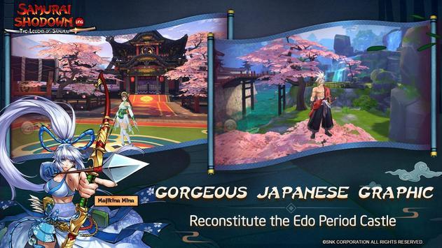 SAMURAI SHODOWN: The Legend of Samurai screenshot 6