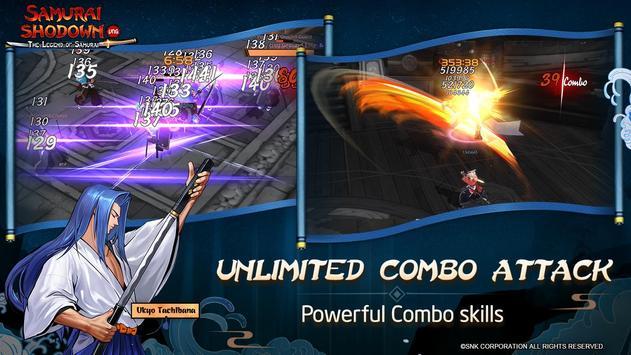 SAMURAI SHODOWN: The Legend of Samurai screenshot 1
