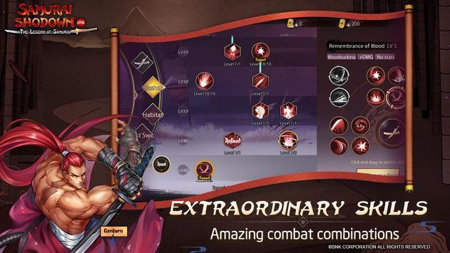 SAMURAI SHODOWN: The Legend of Samurai screenshot 2