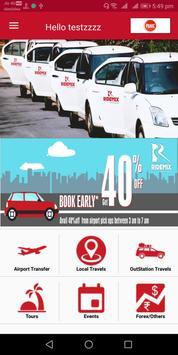 RideMix poster