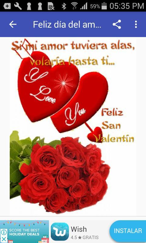 San Valentín Imágenes Bonitas For Android Apk Download