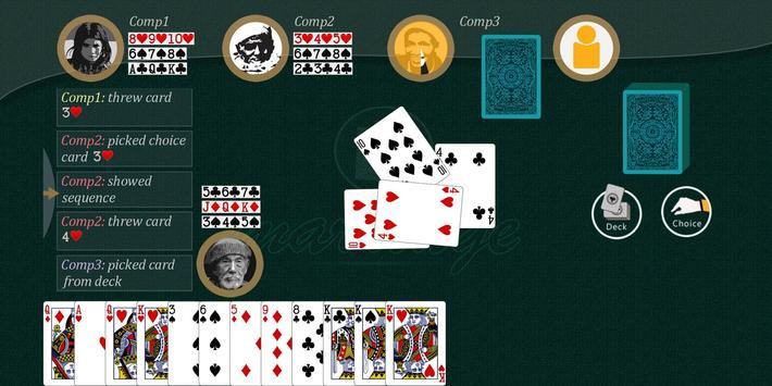 Marriage Card Game screenshot 1