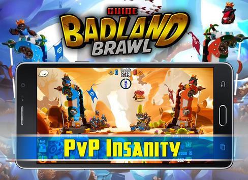 Battle Guide  Badland Brawl poster