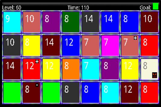 Colored Squares screenshot 1