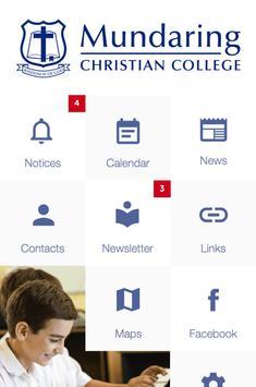 Mundaring Christian College poster