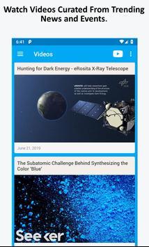 Science News, Videos, & Social Media screenshot 2