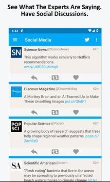 Science News, Videos, & Social Media screenshot 3